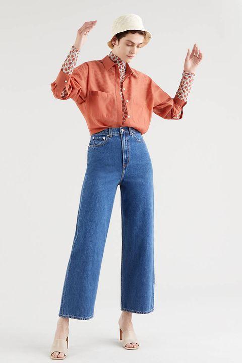 best wide leg jeans
