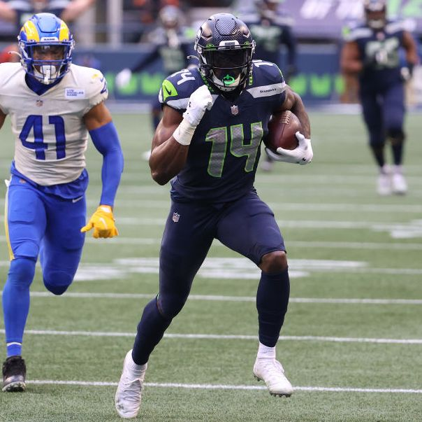 wild card round los angeles rams v seattle seahawks