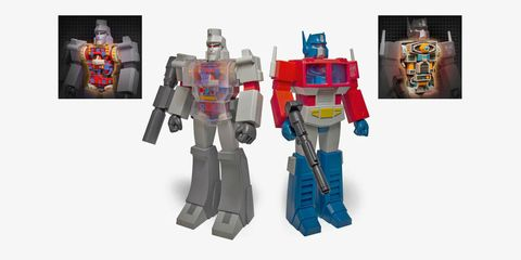 Toy, Transformers, Action figure, Robot, Fictional character, Mecha, Machine,