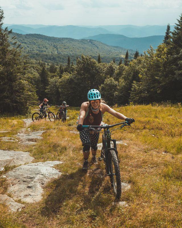 alex showerman mountain biking