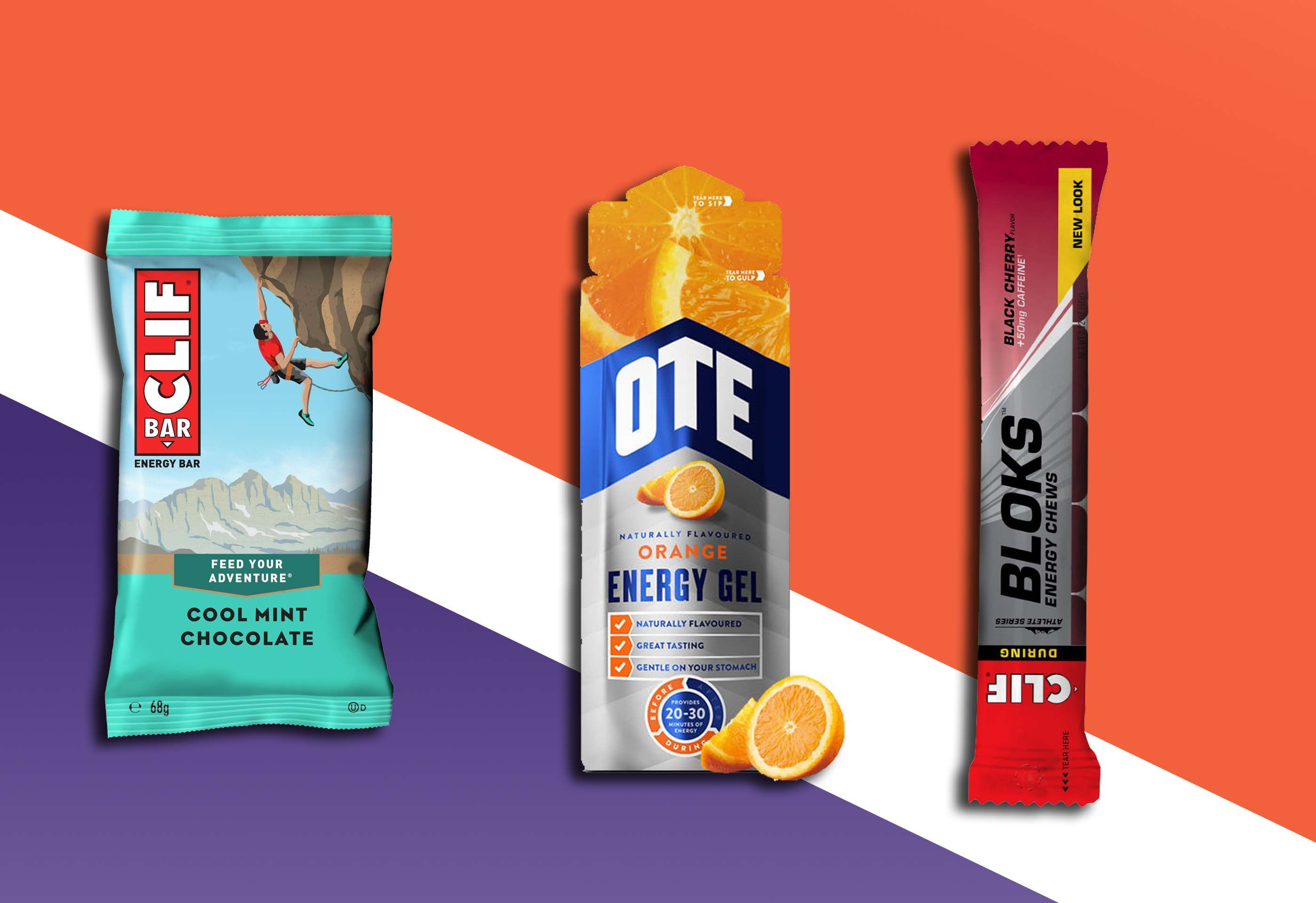 Training for a race? Wiggle has a huge sale on energy gels, bars and drinks