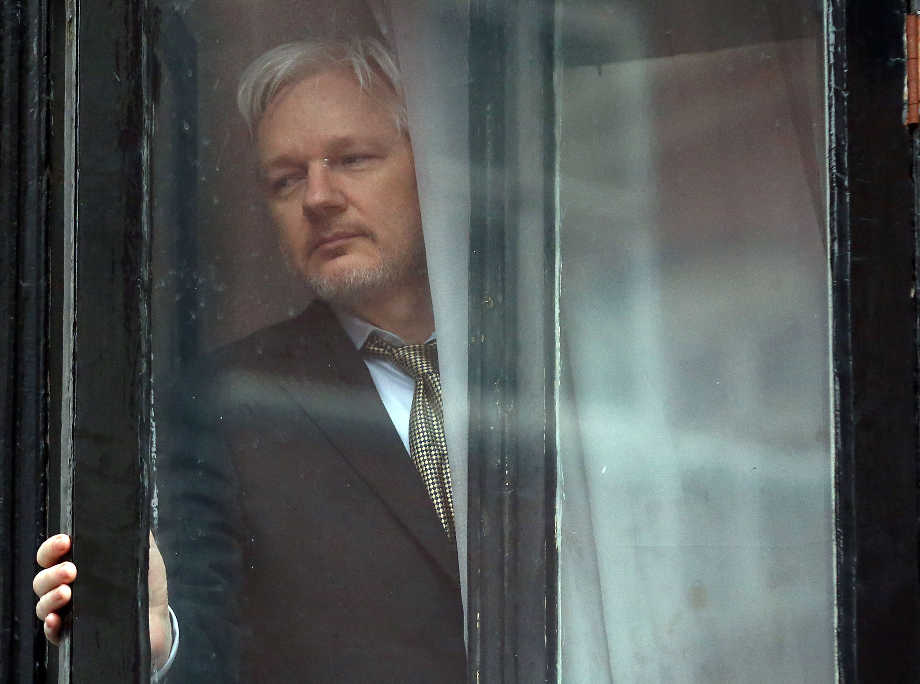 Vivere da recluso per 7 anni: i video di Assange