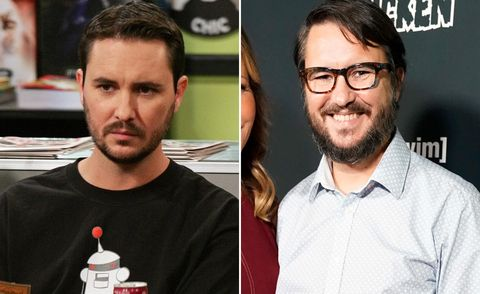 Wil Wheaton, The Big Bang Theory, then and now
