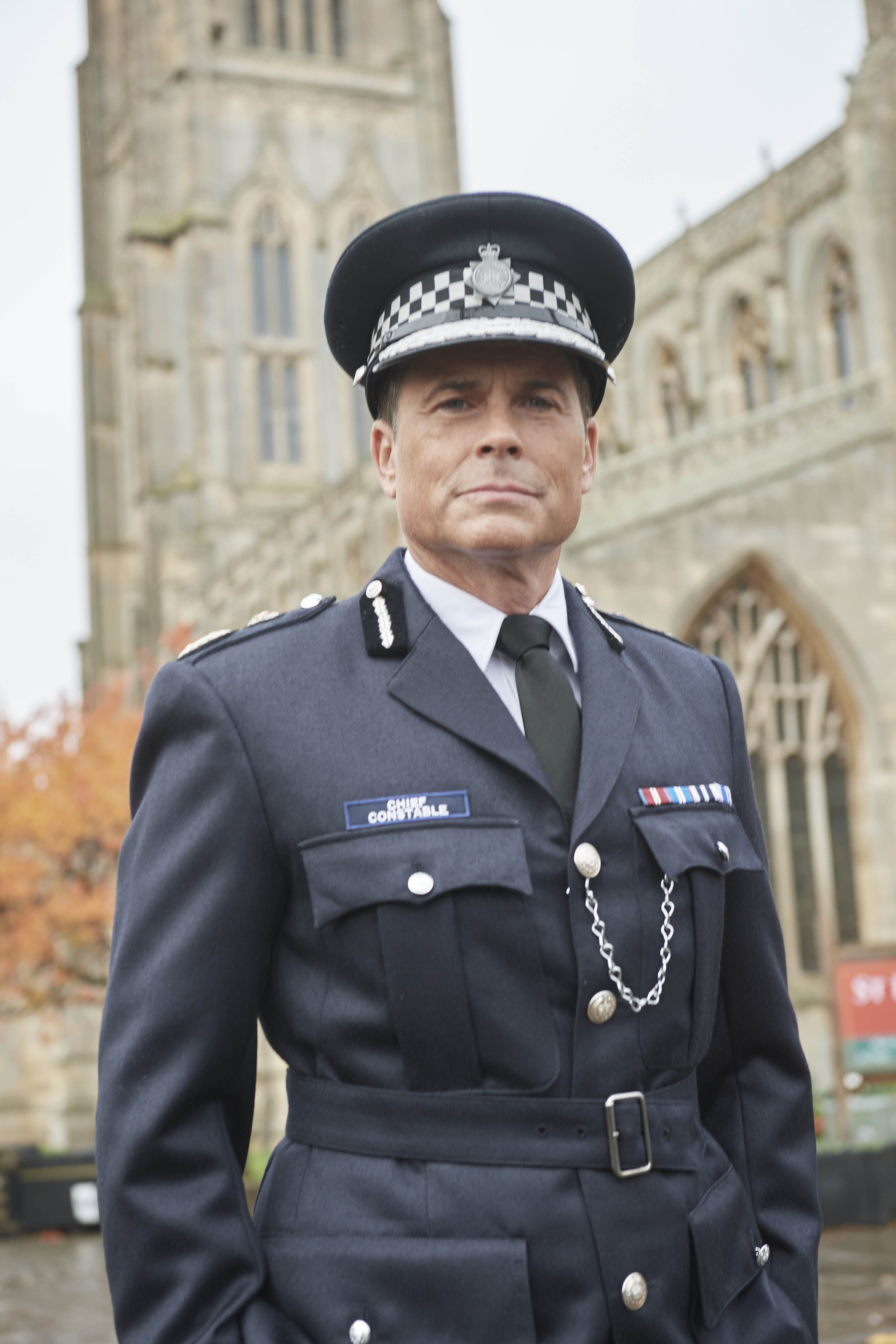 ITV confirms fate of Wild Bill starring Rob Lowe