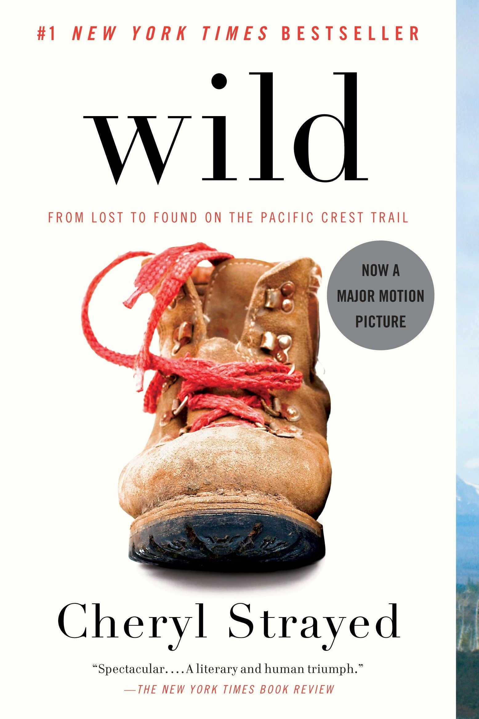 'Wild' by Cheryl Strayed