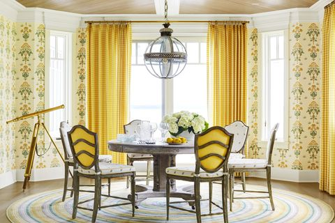 Lemon Yellow Home Decor - Yellow Decorating Ideas
