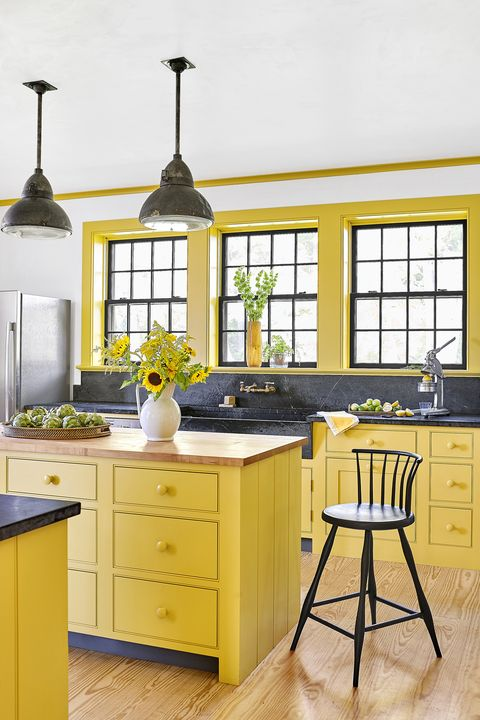 Home Decorating Ideas Farmhouse Nice 99 Modern Farmhouse: Yellow Decorating Ideas