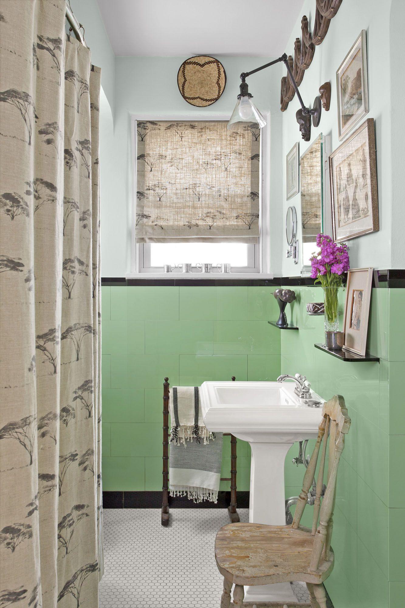 Ordinaire Mint Green Bathroom