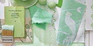 Nostalgic Mint Green Is Making A Comeback