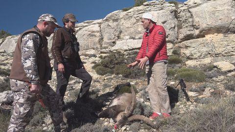 Frank Cuesta prepara una nueva temporada de 'Wild Frank' sobre la caza
