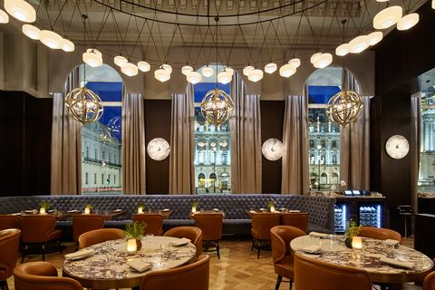 Best Restaurants For Dates In London Where To Go On A First Date Romantic Restaurants