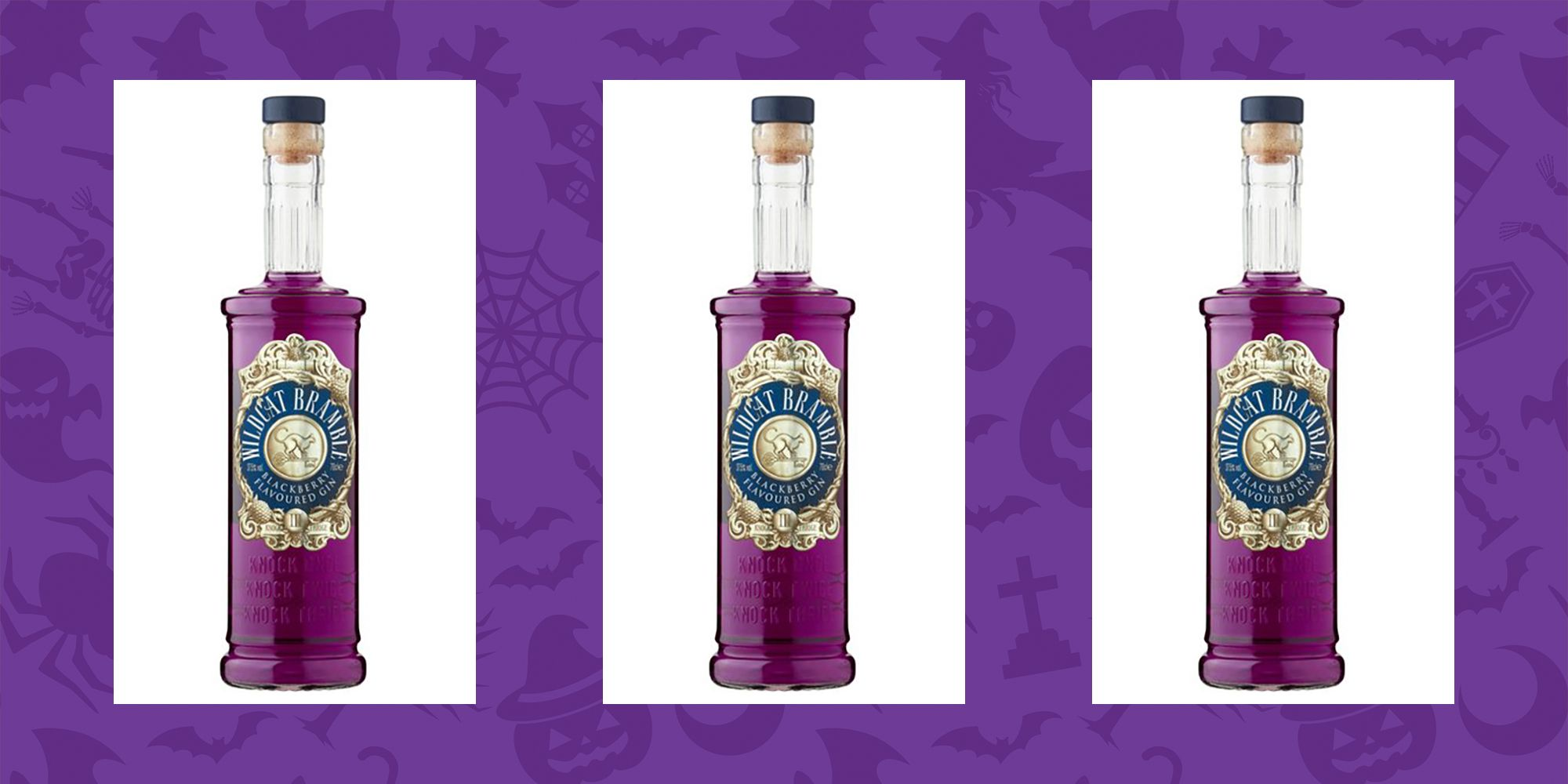 This 'Cursed' Gin Will Become Your Favourite Halloween Tipple
