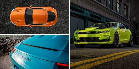 Automotive Paint Colors >> The Wildest Paint Colors Available In 2019 New Car Paint Jobs