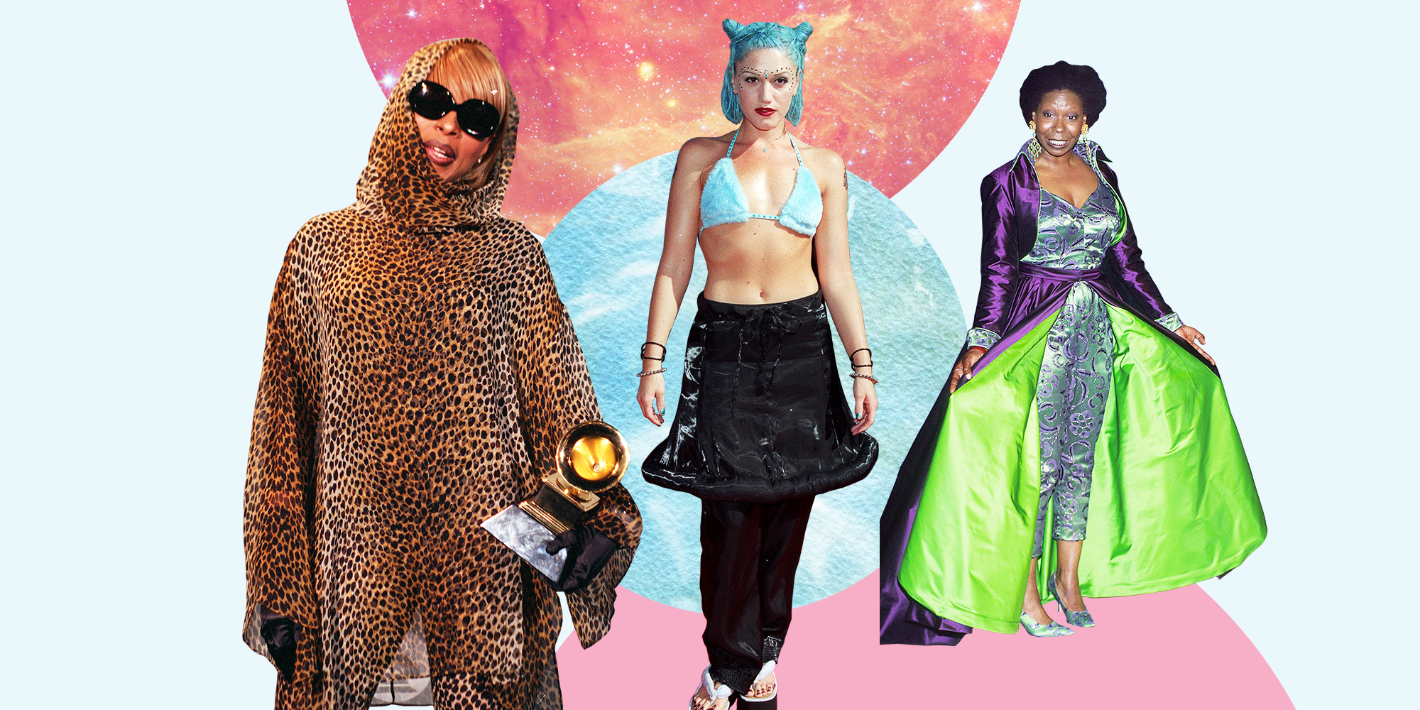 52 Wild Red Carpet Outfits From the '90s That'll Leave You Speechless