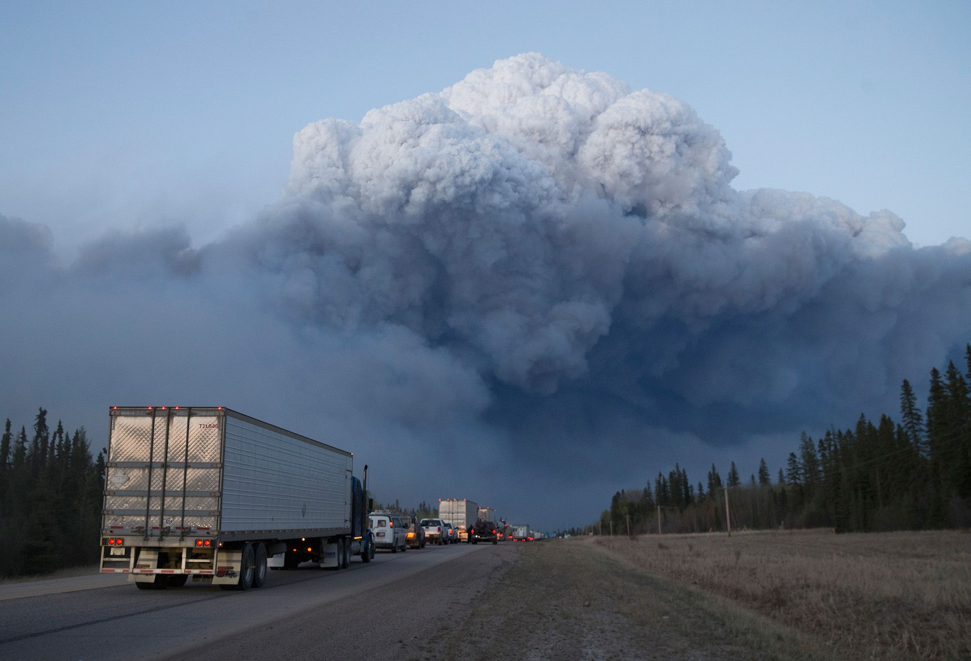Climate Change Is a Hoax? Ask Canada About the Wildfires.