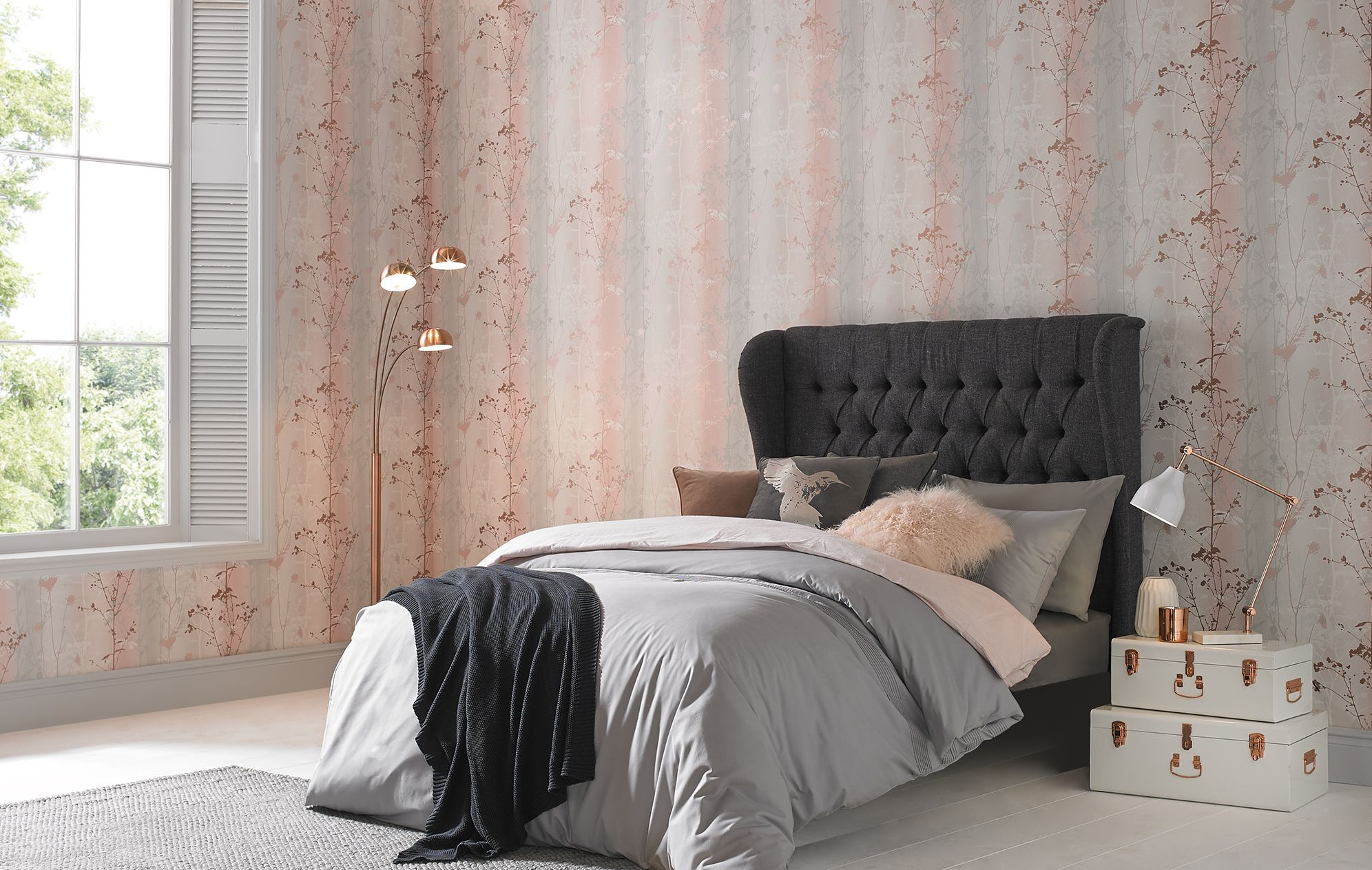 13 Bedroom Wallpaper Ideas To Help Banish Plain Walls