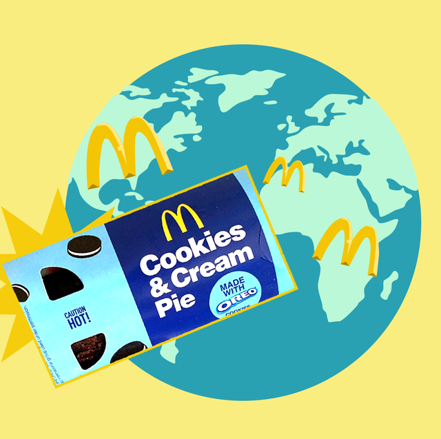 bigmac burger mcdonalds globe world