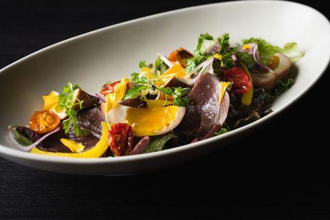 米其林餐盤推薦wildwood春季新菜上桌