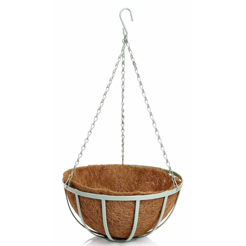 Wilko Round Hanging Basket with Liner