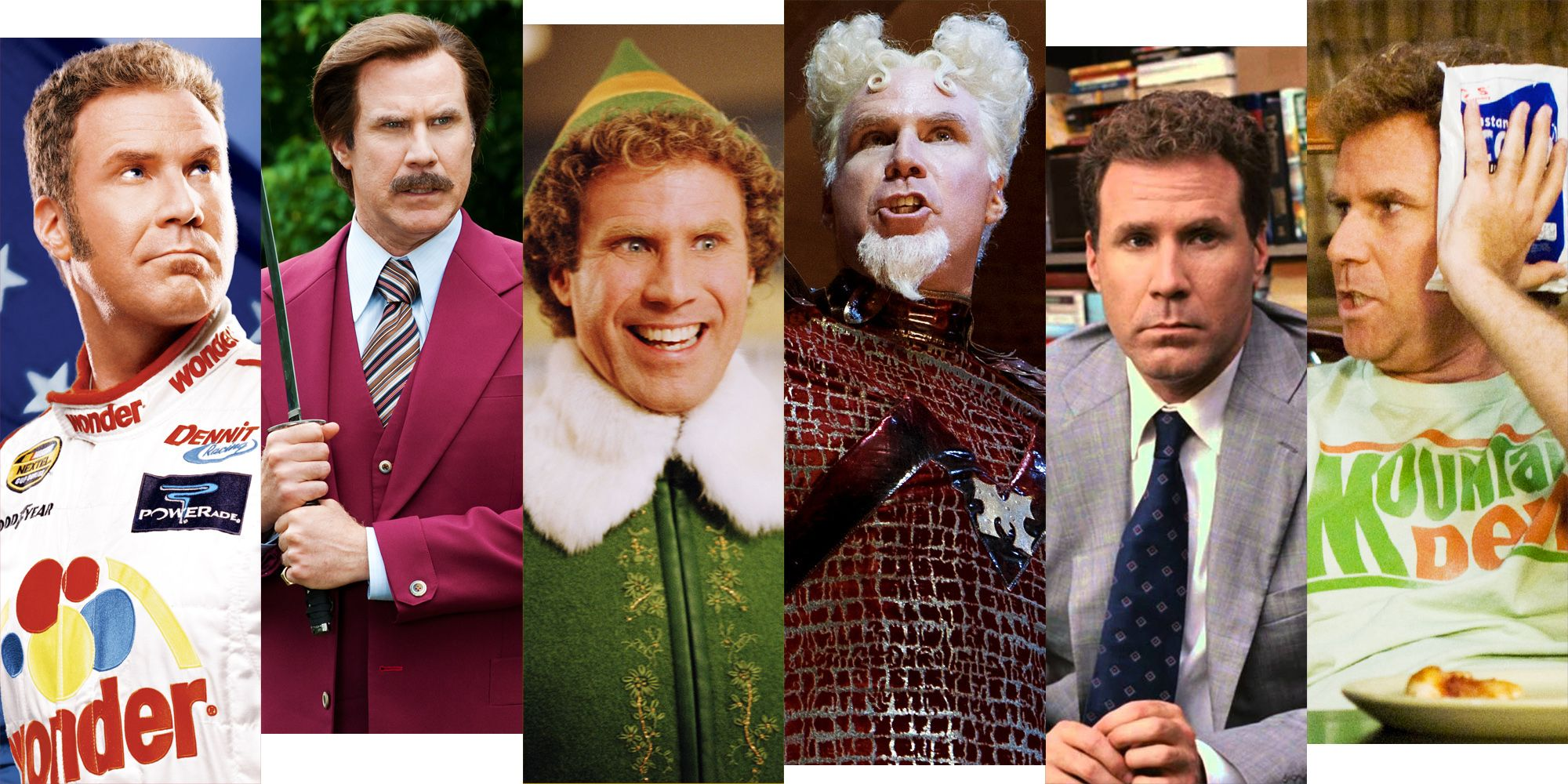 Every Single Will Ferrell Movie, Ranked From Worst to Best