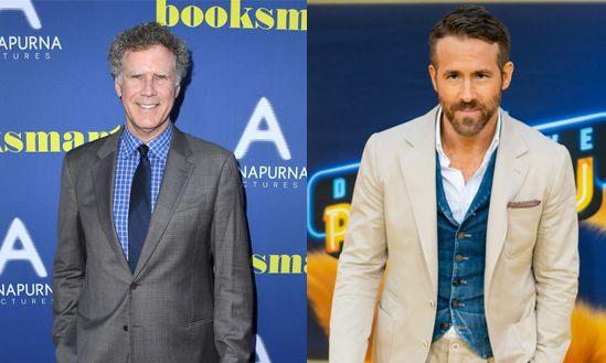 Ryan Reynolds y Will Ferrell Musical Charles Dickens Christmas Carol