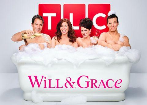 will & grace, kerst, kerstspecial, tv