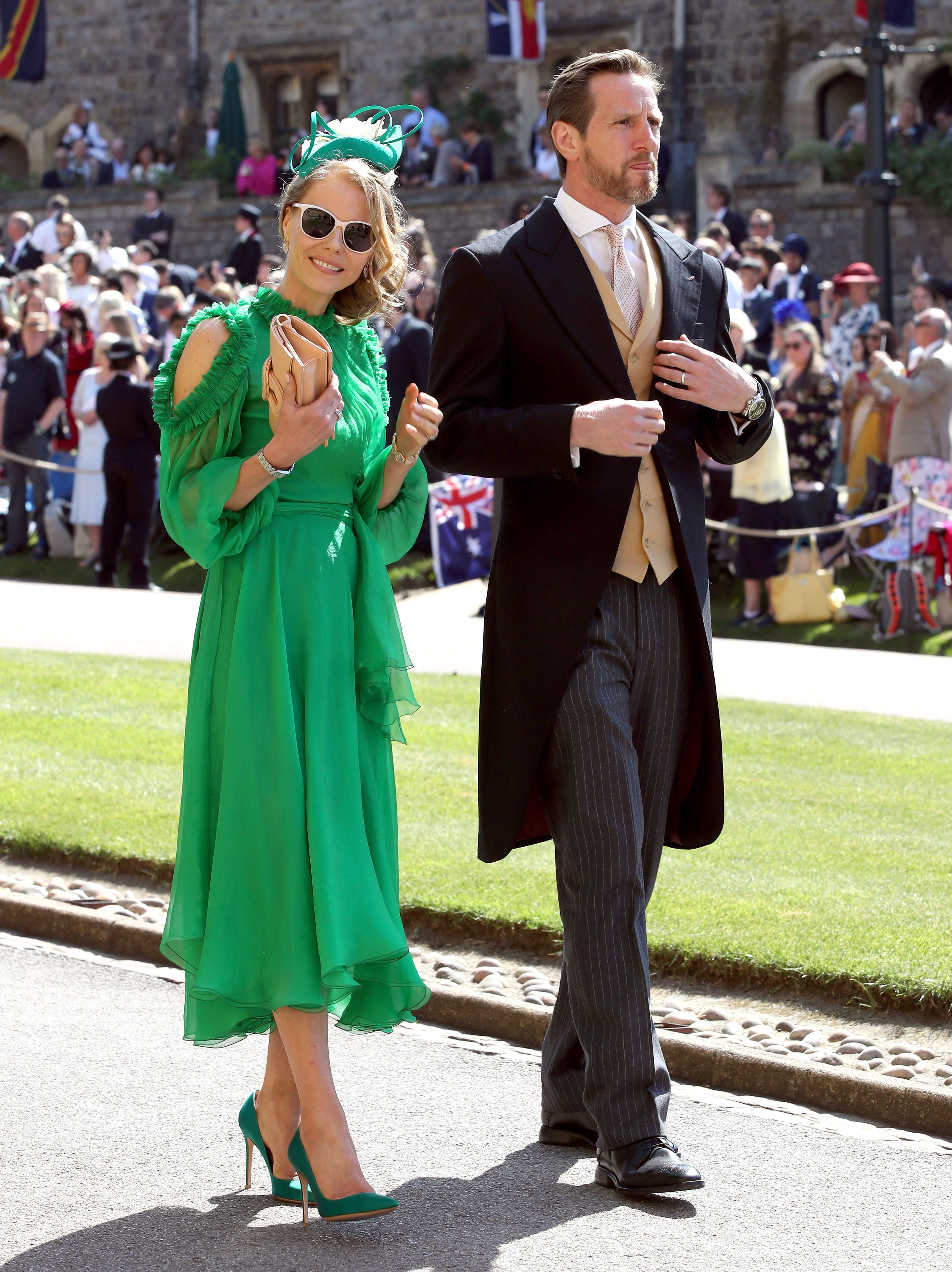 Royal Wedding Guests.Royal Wedding Best Dressed List Prince Harry And Meghan