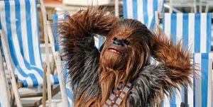 Fans Attend Seaside Science Fiction Weekend