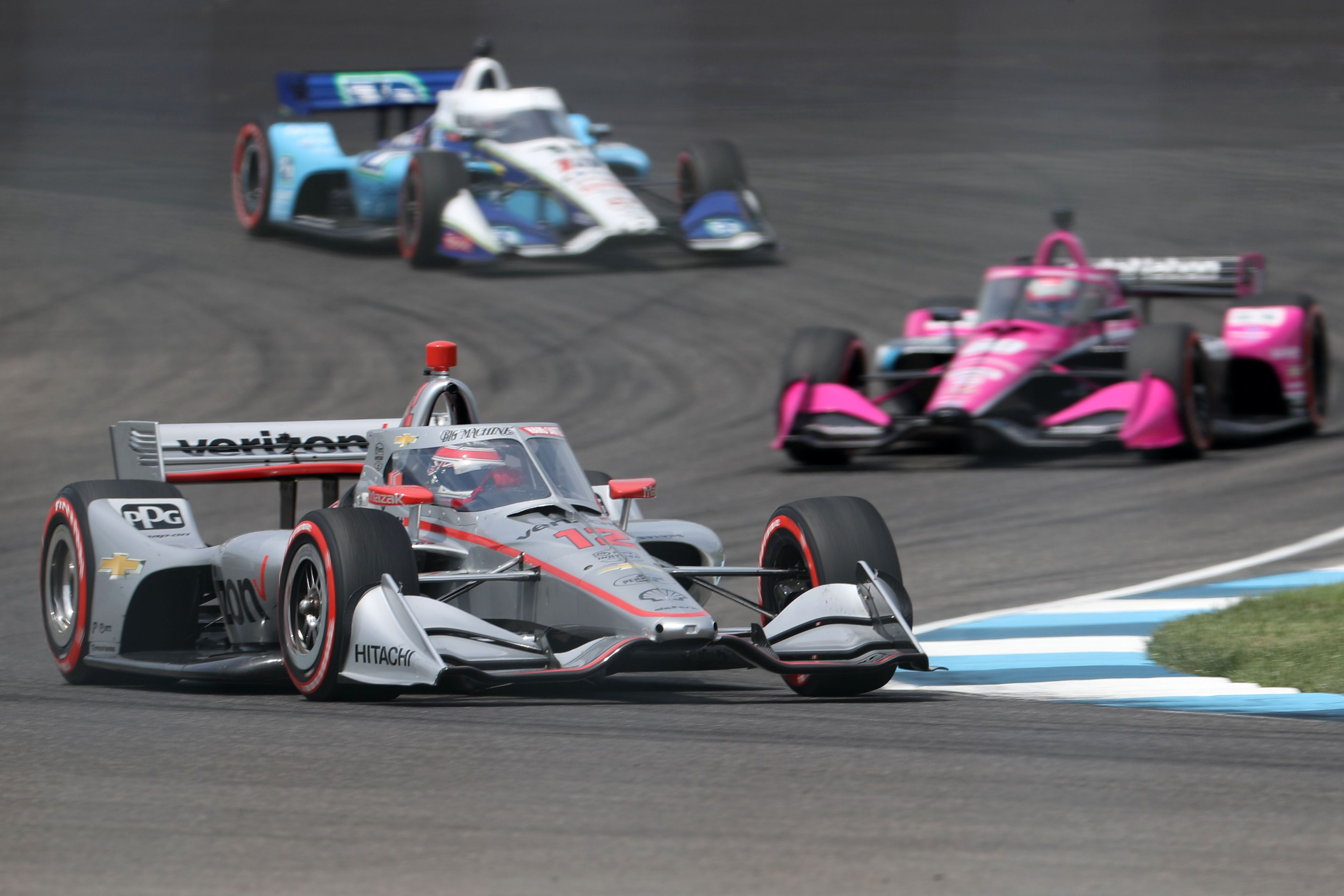leaving IndyCar