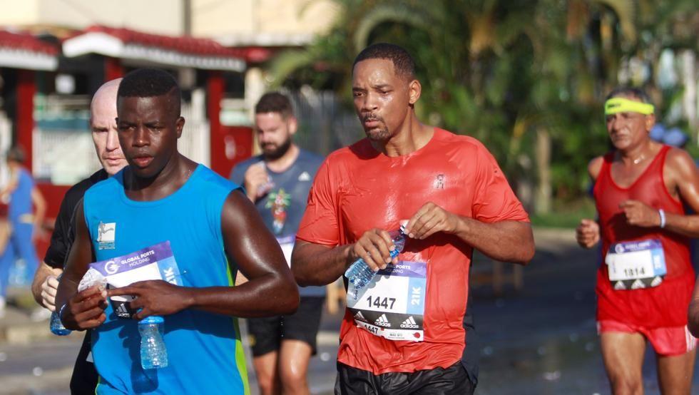 se puede preparar una media maraton en 3 meses