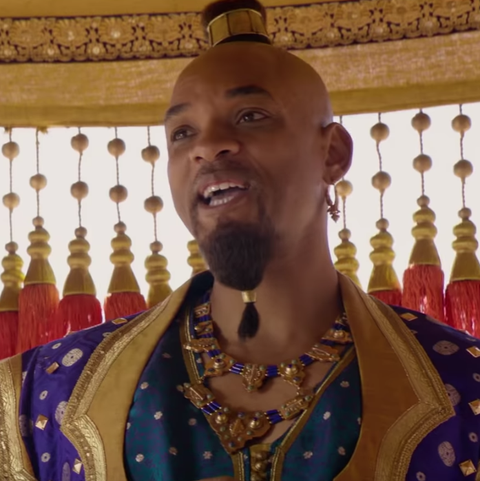 Will Smith's remake of 'Prince Ali' song in Aladdin