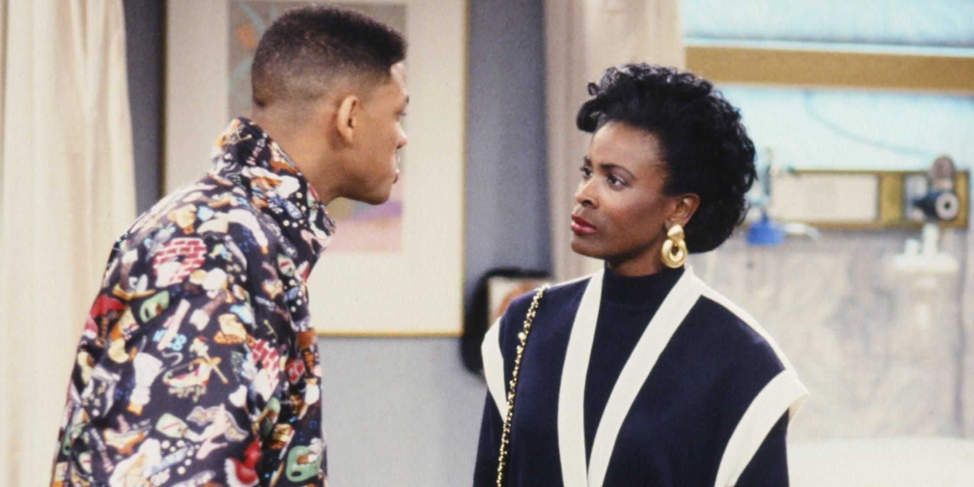 Will Smith and Janet Hubert end feud years after she quit Aunt Viv role on Fresh Prince
