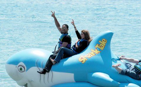 """2004 Cannes Film Festival - """"Shark Tale"""" - Photocall"""