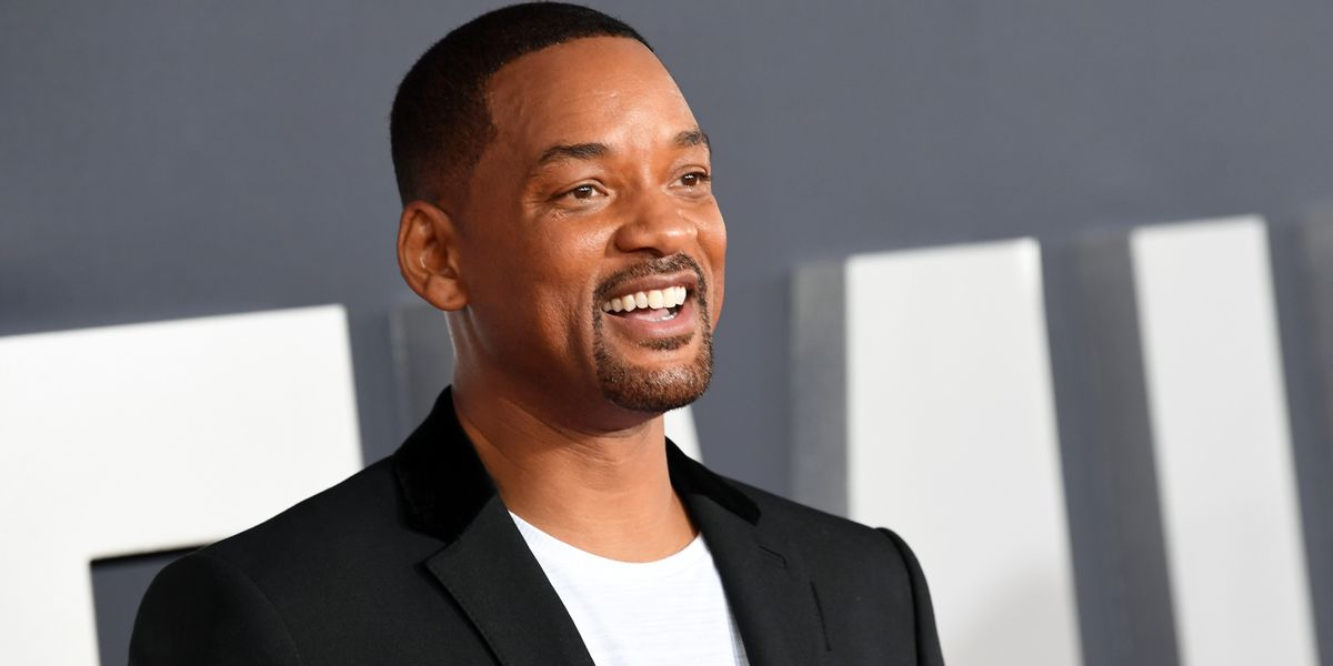 Will Smith Did a Scuba Workout in the World's Deepest Pool