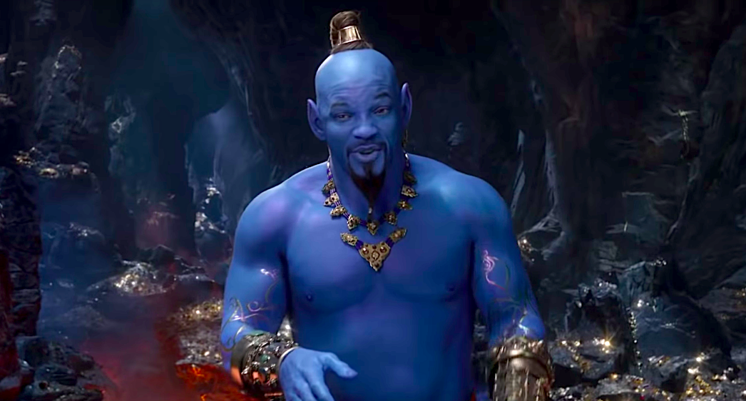 Aladdin backlash against Will Smith's Genie was unexpected, says producer