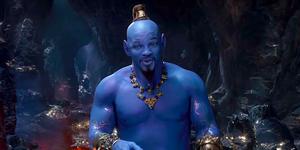 Will Smith, Aladdin, genie
