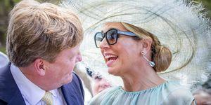 Willem-Alexander en Maxima gaan wereldwijd viral