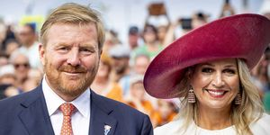 Willem-Alexander toespraak Máxima VN