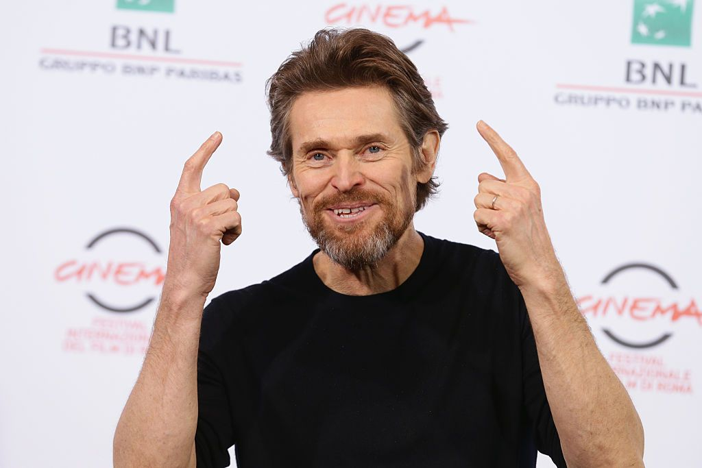 Nightmare Alley Ficha Willem Dafoe Guillermo del Toro Pelicula