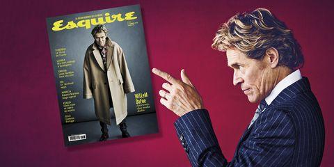 Esquire diciembre
