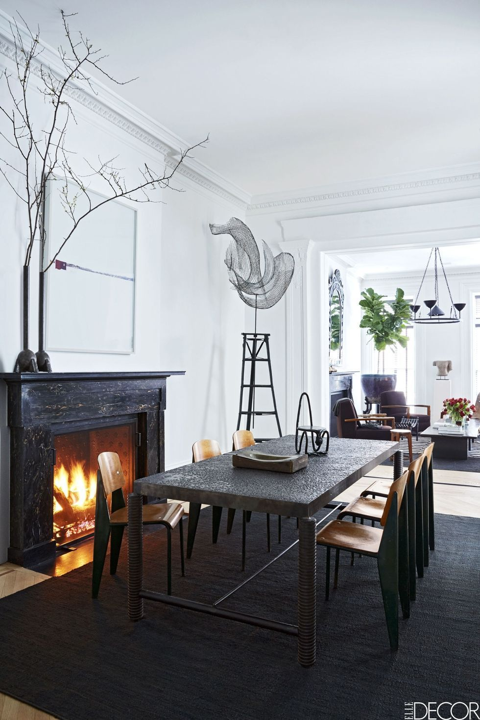 24 Unique Fireplace Mantel Ideas – Modern Fireplace Designs