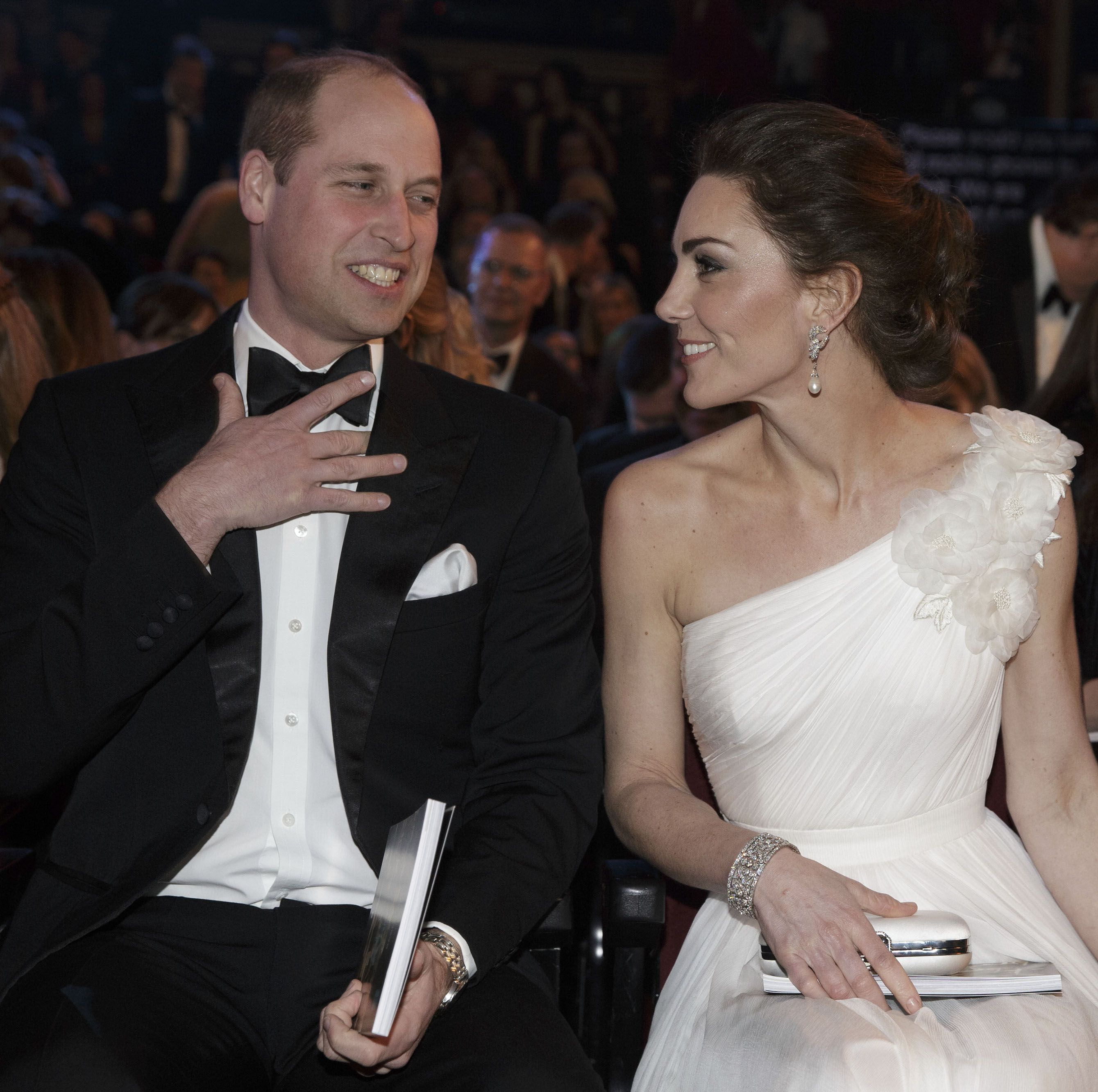 Prince William and Kate Middleton Arranged a Private Screening of this Oscar-Nominated Movie for Prince George