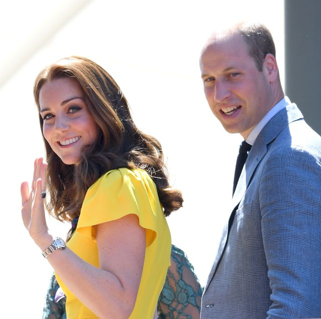 william and kate have taken the kids on a staycation in the uk