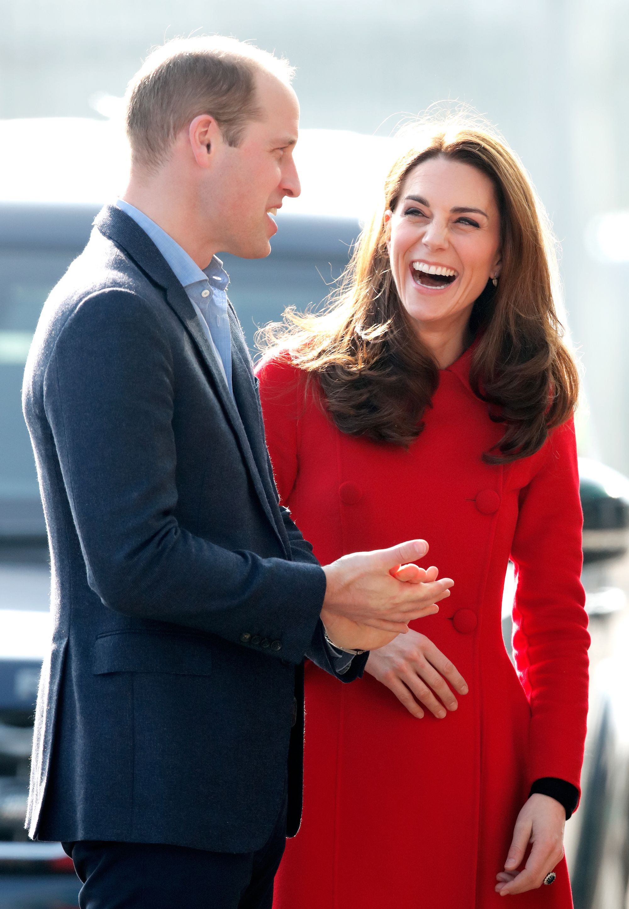Prince William and Kate Middleton just launched a YouTube channel with a hilarious bloopers video