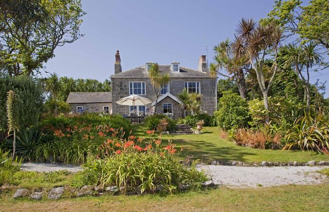 william and kate vacation house exterior scilly