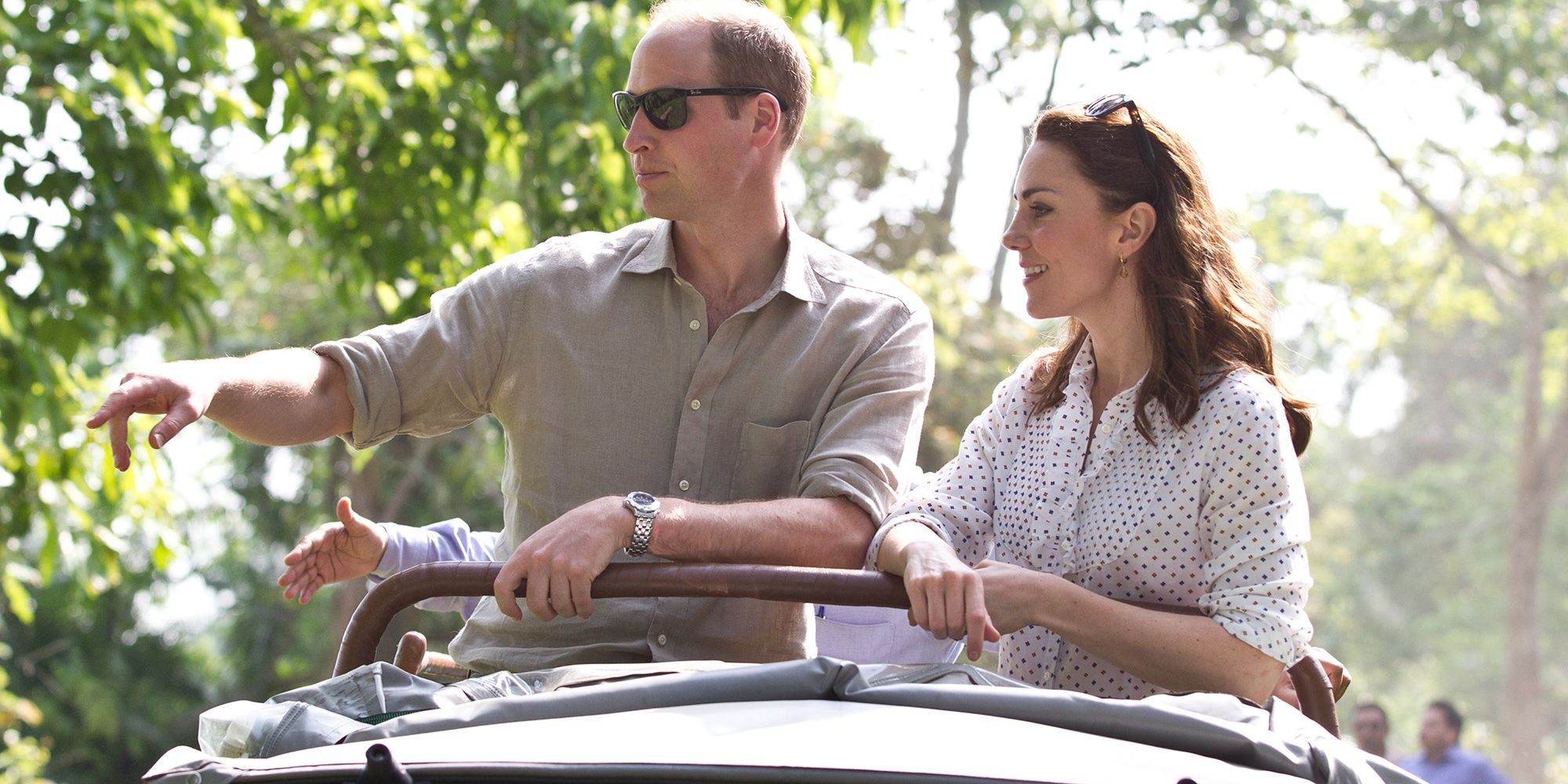 Why Kate Middleton isn't joining Prince William on his tour of Africa