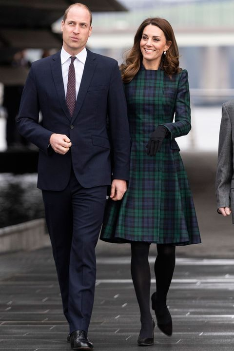 William and Kate open V&A Dundee
