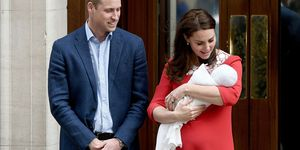 The sentimental meaning behind the royal baby's blanket