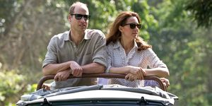 Prince William reveals why Kate Middleton is 'immensely jealous' of his conservation tour