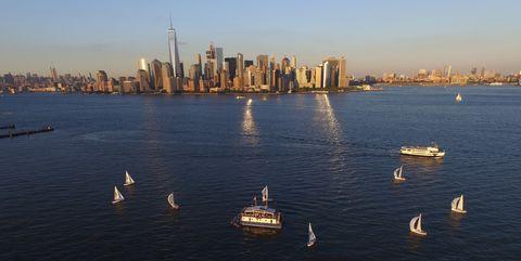 Honorable William Wall Manhattan Yacht Club